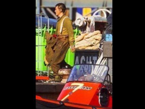 Harry Styles la está haciendo linda como actor en 'Dunkirk' [FOTOS Y VIDEO]