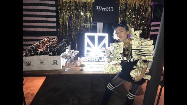 Así fue la alucinante fiesta de cumpleaños que Miley Cyrus le preparó a Liam Hemsworth [FOTOS]