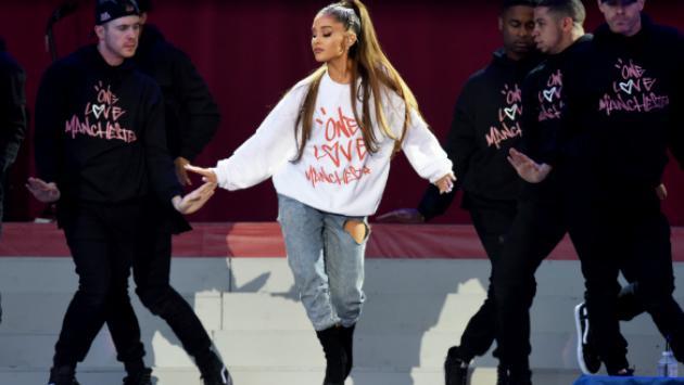Ariana Grande será la primera ciudadana honoraria de Manchester