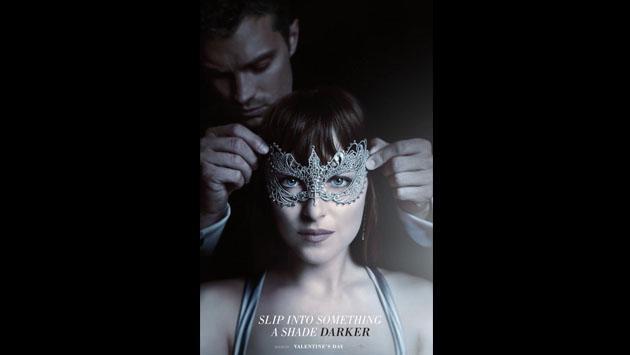 La secuela de '50 Sombras de Grey' está aquí. Mira el adelanto y póster oficial [VIDEOS]