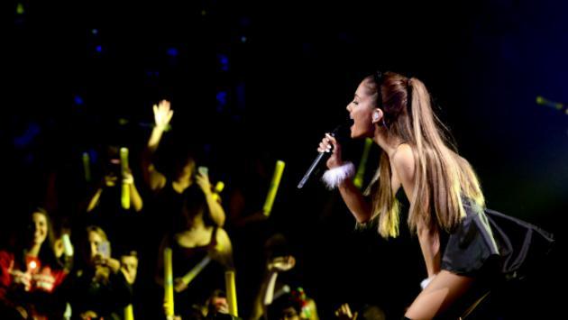Así fue el concierto de Ariana Grande en el 'DirecTV Arena' de Buenos Aires