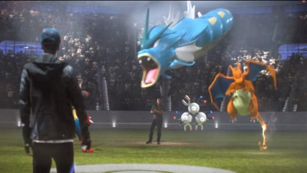 ¡A 'Pokémon GO' ya llegaron las batallas entre amigos!