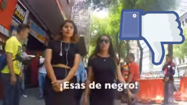 OMG! Así reaccionaron estas jóvenes al ser acosadas en la calle [VIDEO]