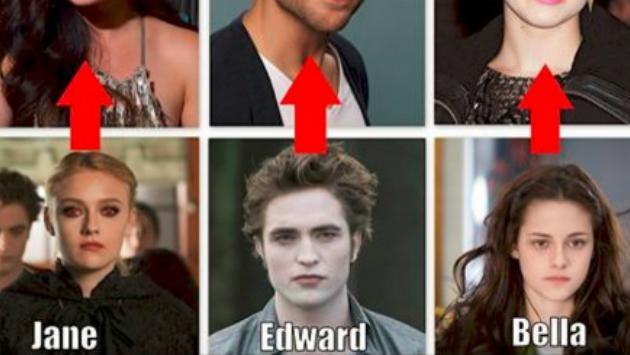 Mira qué actores estuvieron a punto de ser los protagonistas de 'Crespúsculo'