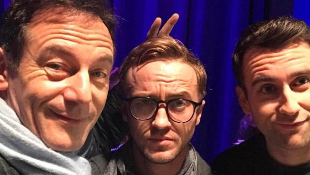 Actores de 'Harry Potter' se volvieron a juntar por celebración en Universal Studios [FOTOS]