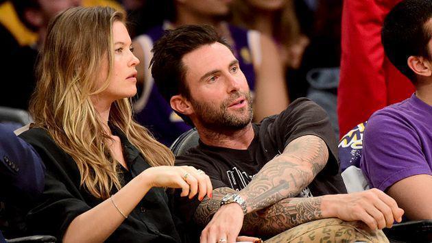 Adam Levine asegura que esta será la primera palabra de su hija Dusty [VIDEO]