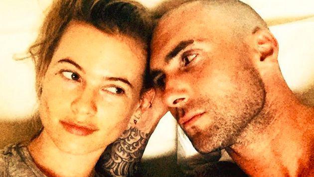 Maroon 5: Adam Levine le preparó una gran sorpresa a su esposa. ¡Mira lo que hizo!
