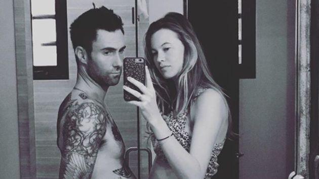 ¡Nació la segunda hija de Adam Levine!