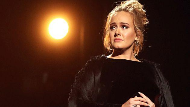 ¿Adele sabía que se iba a equivocar en el tributo a George Michael en los Grammy?