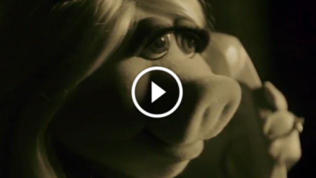 'Miss Piggy' parodió la canción 'Hello' de Adele. ¡Tienes que verlo! [VIDEO]