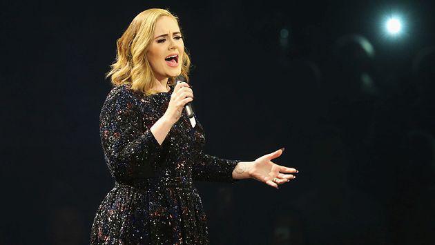 OMG! ¿Adele espera su segundo hijo?