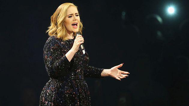 Esta es la romántica sorpresa que el novio de Adele le hizo a la cantante