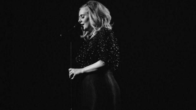 OMG! Adele casi deja la música luego de grabar su disco '21'