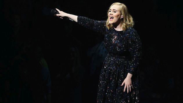 OMG! Adele se presentaría en el intermedio del Super Bowl
