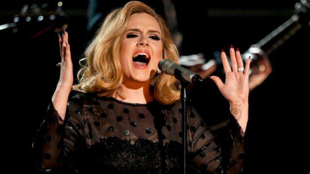 ¡Adele se convirtió en un personaje de 'The Simpsons'! [FOTOS]