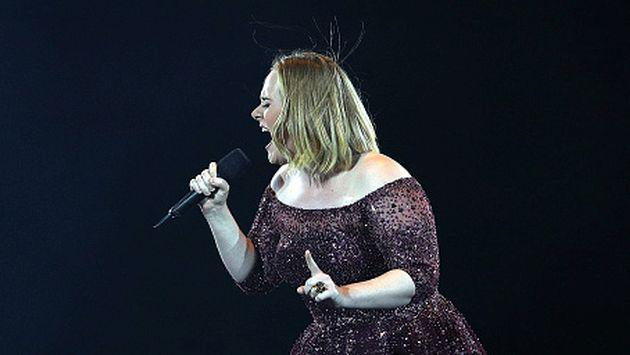 Adele defendió a sus fans de un guardia de seguridad [VIDEO]