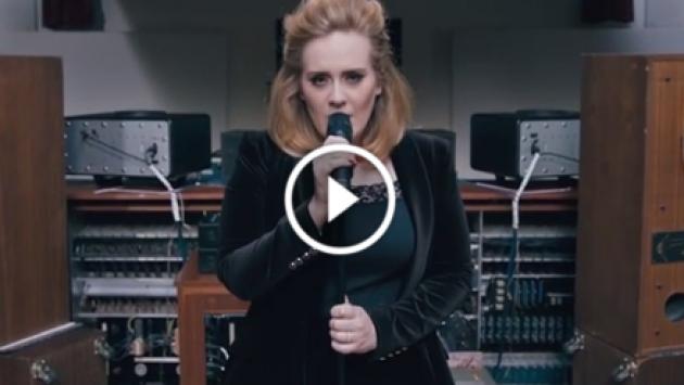 ¡Adele lanzó 'When We Were Young', nueva canción de '25'! [VIDEO]