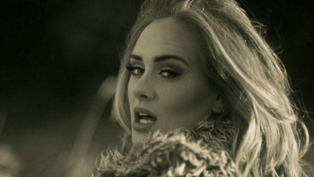 Adele quiere limitar el acceso a su álbum '25' desde Spotify
