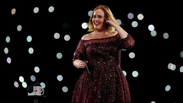OMG! Adele confirmó lo que ya todo el mundo sabía