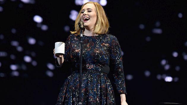 Adele hizo twerking durante concierto y enloqueció al público [VIDEO]