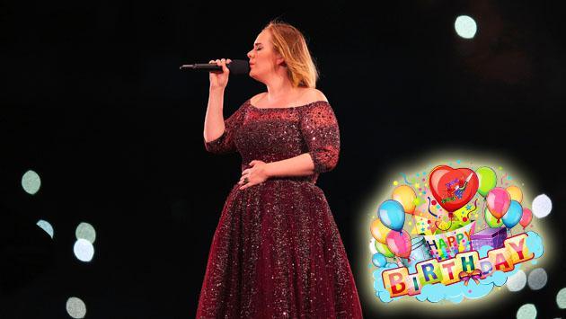 ¡Adele está de cumpleaños! Conoce algunos datos curiosos de su vida