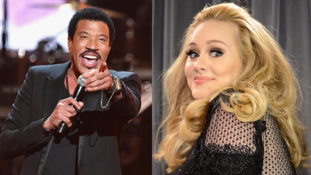 Adele y Lionel Richie protagonizan divertido mashup de 'Hello'