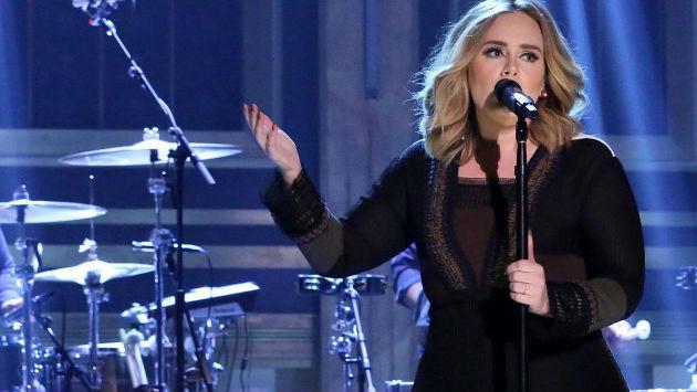 ¡Adele tiene cuatro nominaciones a los Brit Awards!