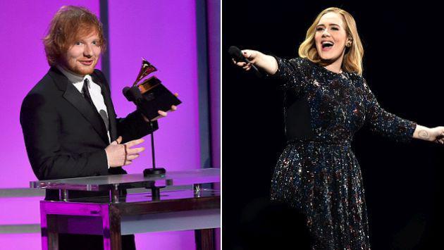 OMG! ¡Crearon hamburguesas inspiradas en Adele y Ed Sheeran! [FOTOS]