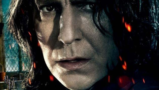 Adiós, 'Severus Snape': Alan Rickman, actor de Harry Potter, murió de cáncer