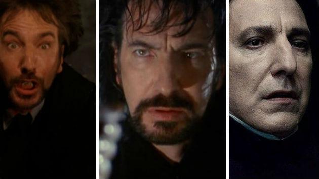 Alan Rickman no solo fue Severus Snape: Conoce otros de sus personajes por los que lo recordarás