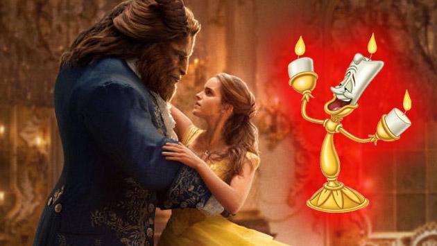 Algunas escenas de 'La Belleza y La Bestia' tuvieron que volverse a hacer por este detalle
