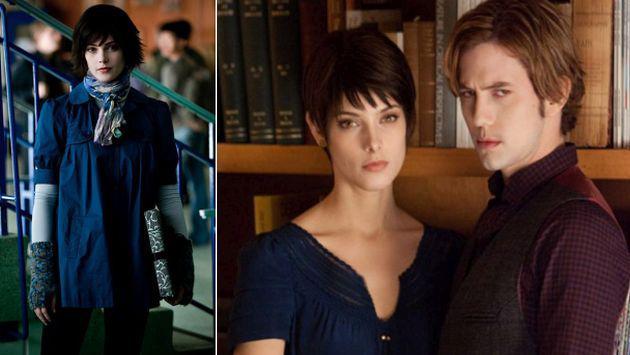 ¡No vas a creer cómo luce ahora 'Alice Cullen' de la saga 'Crepúsculo'! [FOTOS]