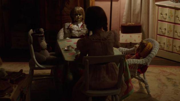 ¡Mira el tráiler de 'Annabelle 2' que te pondrá los pelos de punta! [VIDEO]