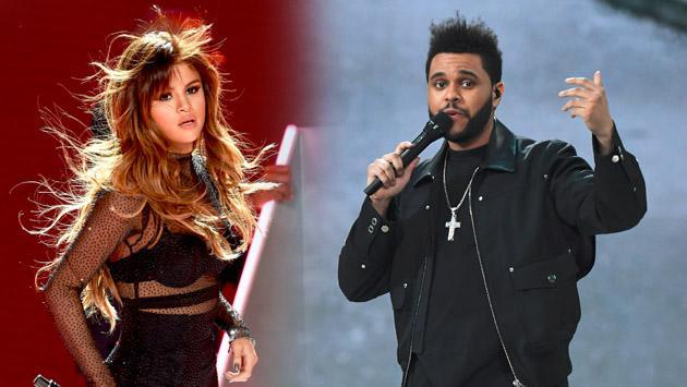 Antes de salir con Selena Gomez, The Weeknd hablaba de ella en una de sus canciones