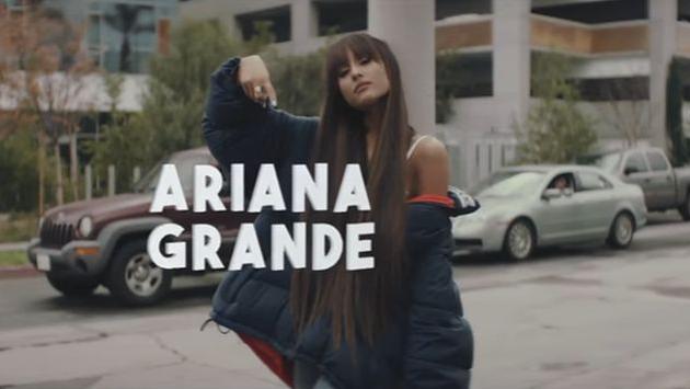 ¡Mira a Ariana Grande en el videoclip de 'Everyday' y sorpréndete!