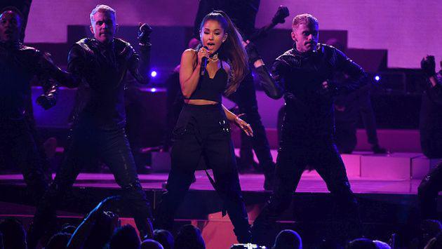 Ariana Grande demostró así que es la fan número 1 de esta cantante [VIDEO]