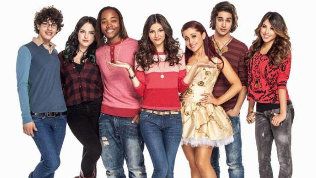 ¡Ariana Grande reunió al elenco de 'Victorious'! [FOTOS + VIDEO]