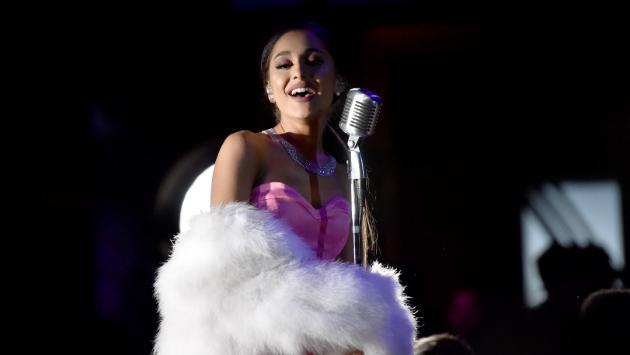 Ariana Grande, pura sensualidad y glamour en los Radio Disney Music Awards