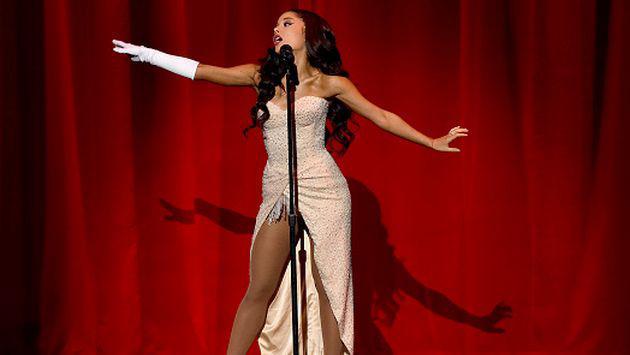 ¡Ariana Grande se luce como una sensual conejita! [FOTO]