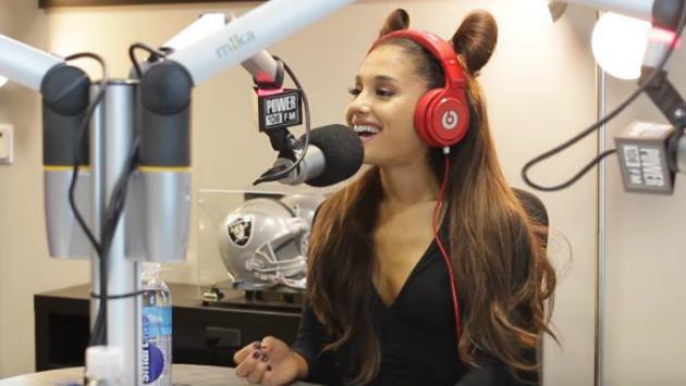 ¿Viste cómo Ariana Grande defendió a las mujeres ante una pregunta machista en entrevista? [VIDEO]