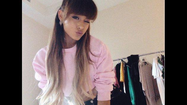 ¡Ariana Grande se comparó con este personaje y da detalles de su nuevo 'estilo'  de vestir!