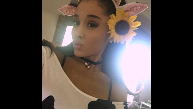 Ariana Grande llama la atención de sus seguidores ¿por su pose? [FOTOS]