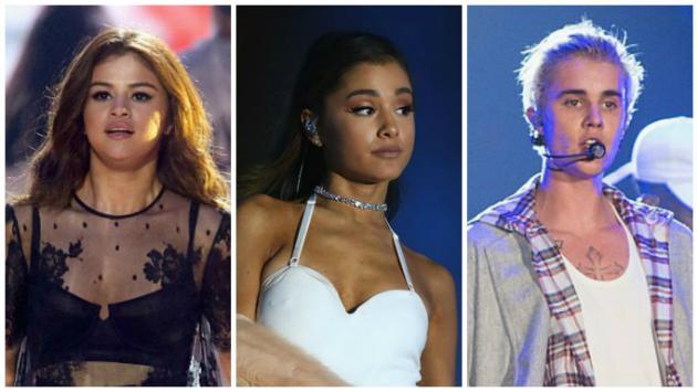 Ariana Grande se atrevió a pedir lo que Selena Gomez calló por años por Justin Bieber