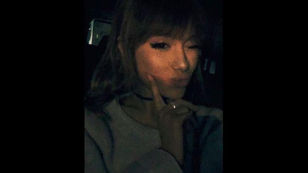 Ariana Grande cambió de look y sorprendió a más de uno [FOTOS]