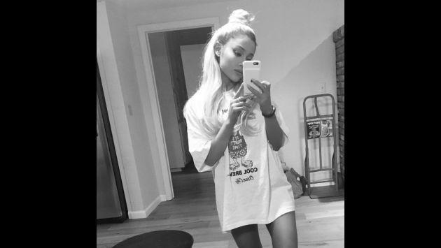 ¡Así, Ariana Grande sorprendió con estos cambios de look en tan solo 48 horas! [FOTOS]