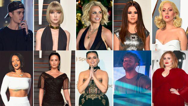 ¿Cuánto cobra Taylor Swift, Justin Bieber, Katy Perry, entre otros artistas para presentarse en fiesta privada?