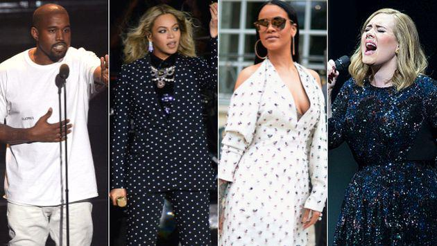 ¡Así reaccionaron est@s artistas al ganar su primer Grammy!