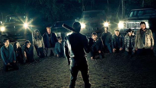 Así de incómodo se sintió el elenco de 'The Walking Dead' con la  temporada 7