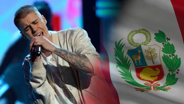 Así fue como Justin Bieber anunció su regreso a Perú y Latinoamérica