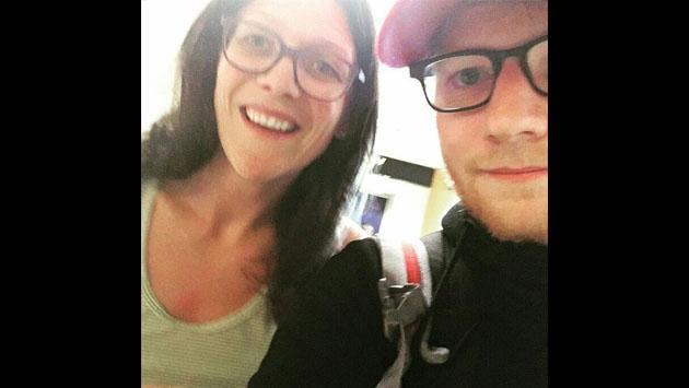 Así fue la sorpresiva llegada de Ed Sheeran a Lima para concierto [FOTOS Y VIDEO]